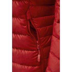 Rab Microlight Alpine Jacket Women, ascent red